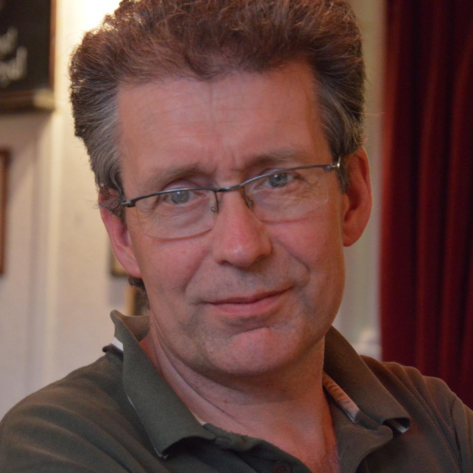 Xavier Piton calligraphe