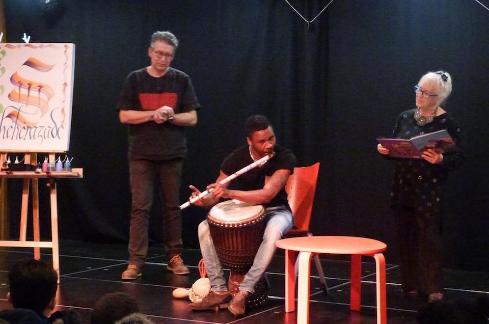 Kelasse Marcel Yahou et Xavier-Piton